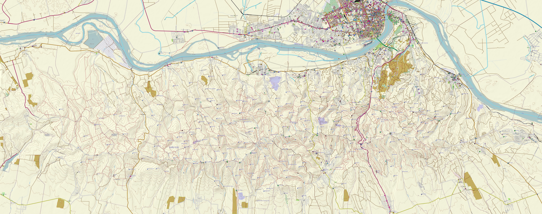 Planinarsko Drustvo Naftas Novi Sad Planinarska Mapa Sa